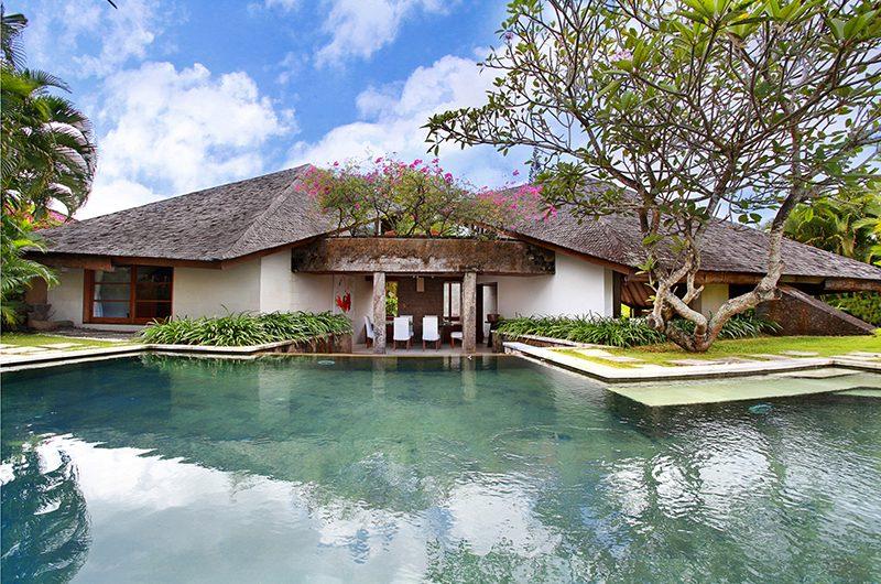 Villa Sin Sin Building Area   Kerobokan, Bali