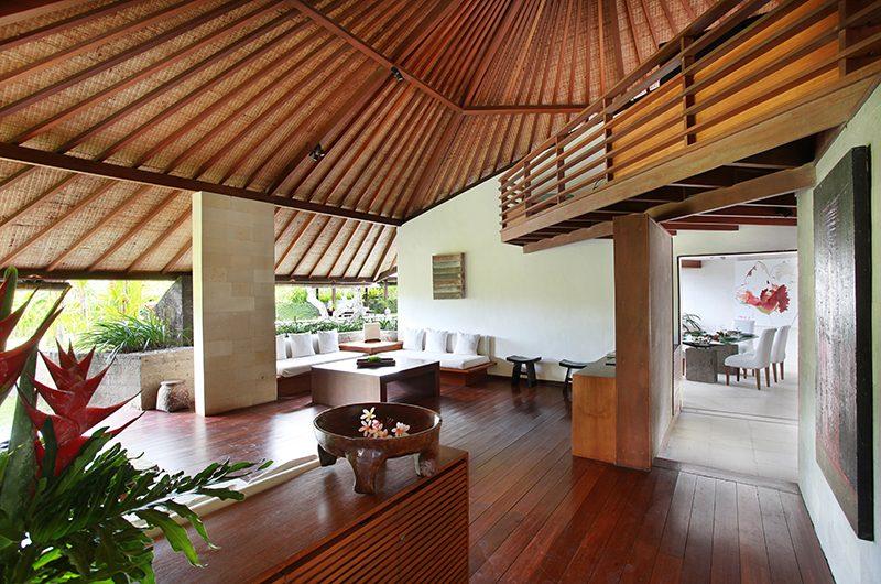 Villa Sin Sin Open Plan Living Area   Kerobokan, Bali