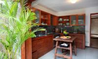 Villa Sin Sin Spa Kitchen   Kerobokan, Bali