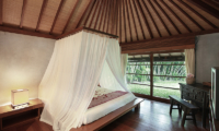 Villa Sin Sin Bedroom Side   Kerobokan, Bali