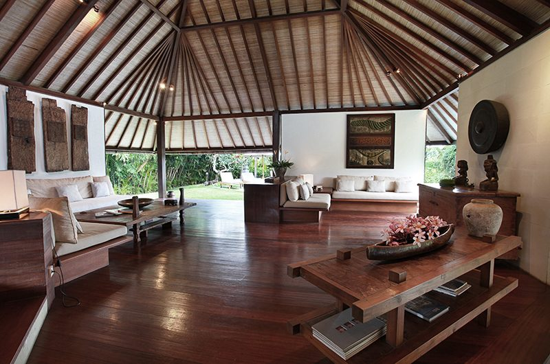 Villa Sin Sin Living Area   Kerobokan, Bali