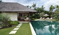 Villa Sin Sin Pool Area   Kerobokan, Bali