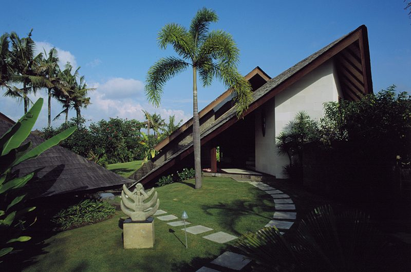 Villa Sin Sin Entrance   Kerobokan, Bali