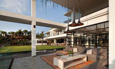 Villa Suami Living Area | Canggu, Bali