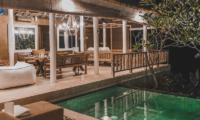 Villa Sungai Bali Villa Gold Living Area | Tabanan, Bali
