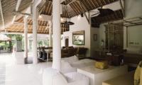 Villa Sungai Bali Living and Dining Area | Tabanan, Bali