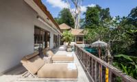 Villa Sungai Bali Villa Gold Sun Decks | Tabanan, Bali