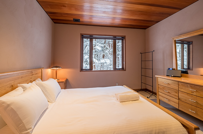 Powderhouse Bedroom Side | Hakuba, Nagano