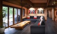 Powderhouse Living Area | Hakuba, Nagano
