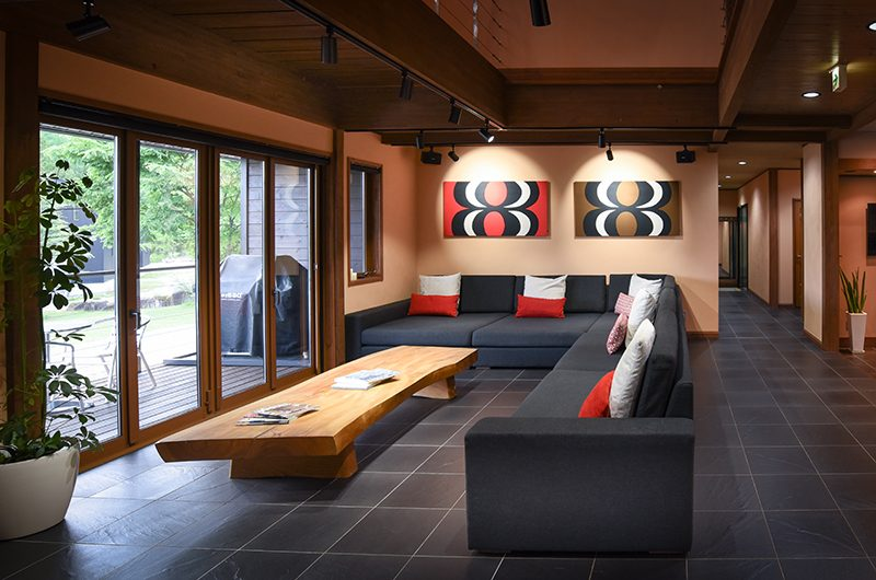 Powderhouse Living Area | Hakuba, Nagano