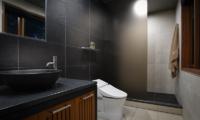 Powderhouse Bathroom Area | Hakuba, Nagano