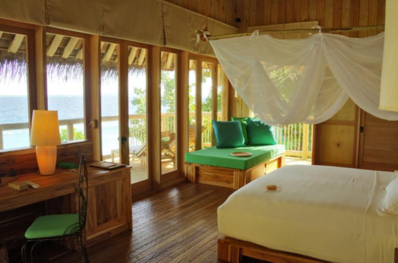 Soneva Fushi Jungle Reserve Bedroom | Baa Atoll, Maldives