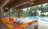 Soneva Fushi Villa 14 Open Plan Living Area | Baa Atoll, Maldives