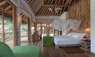 Soneva Fushi Villa 14 Spacious Bedroom | Baa Atoll, Maldives