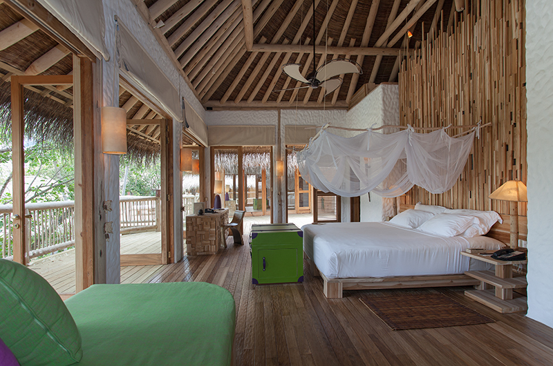 Soneva Fushi Villa 14 Spacious Bedroom | Baa Atoll, Maldives