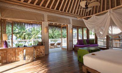 Soneva Fushi Villa 14 Bedroom Area | Baa Atoll, Maldives