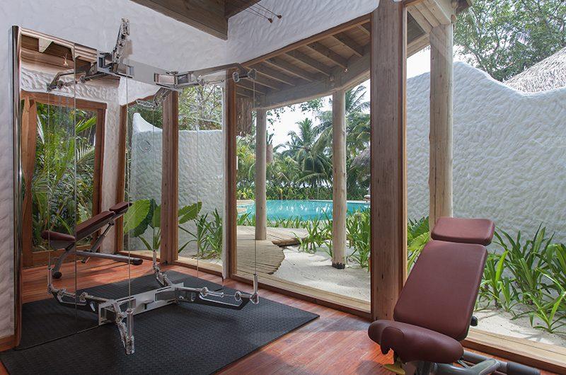 Soneva Fushi Villa 14 Gym | Baa Atoll, Maldives