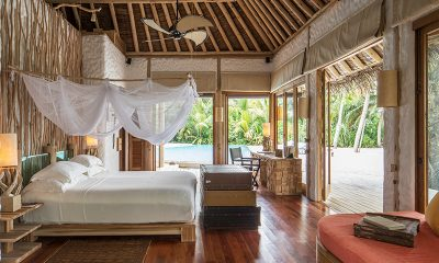 Soneva Fushi Villa 14 Bedroom Side | Baa Atoll, Maldives