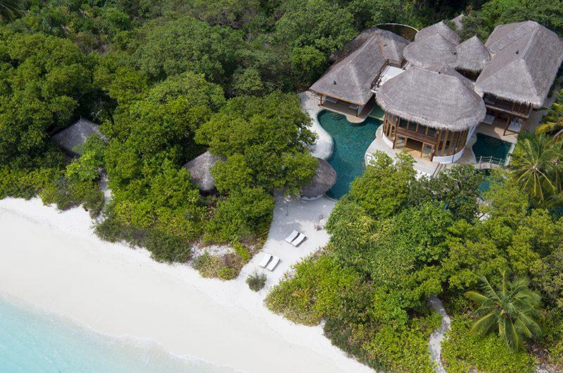 Soneva Fushi Villa 41 Building Area | Baa Atoll, Maldives