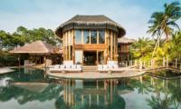 Soneva Fushi Villa 41 Building   Baa Atoll, Maldives