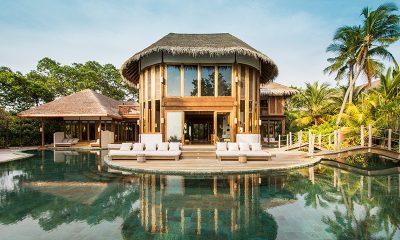 Soneva Fushi Villa 41 Building | Baa Atoll, Maldives