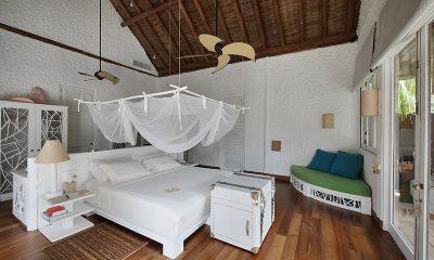 Soneva Fushi Villa 41 Bedroom Area | Baa Atoll, Maldives