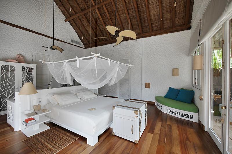 Soneva Fushi Villa 41 Bedroom Area   Baa Atoll, Maldives