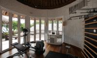 Soneva Fushi Villa 41 Gym   Baa Atoll, Maldives