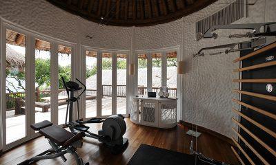 Soneva Fushi Villa 41 Gym | Baa Atoll, Maldives