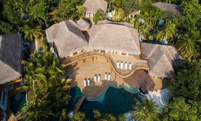 Soneva Fushi Villa 42 Building Area | Baa Atoll, Maldives