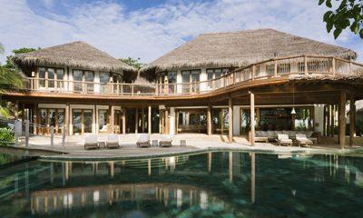 Soneva Fushi Villa 42 Building   Baa Atoll, Maldives