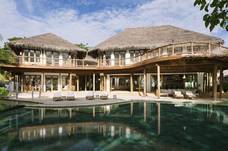 Soneva Fushi Villa 42 Building | Baa Atoll, Maldives