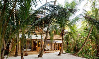 Soneva Fushi Villa 68 Building | Baa Atoll, Maldives