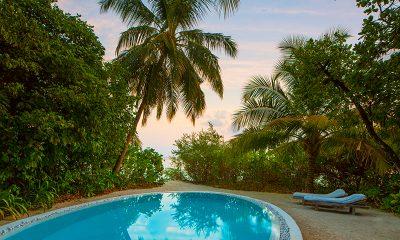 Soneva Fushi Villa 68 Pool | Baa Atoll, Maldives