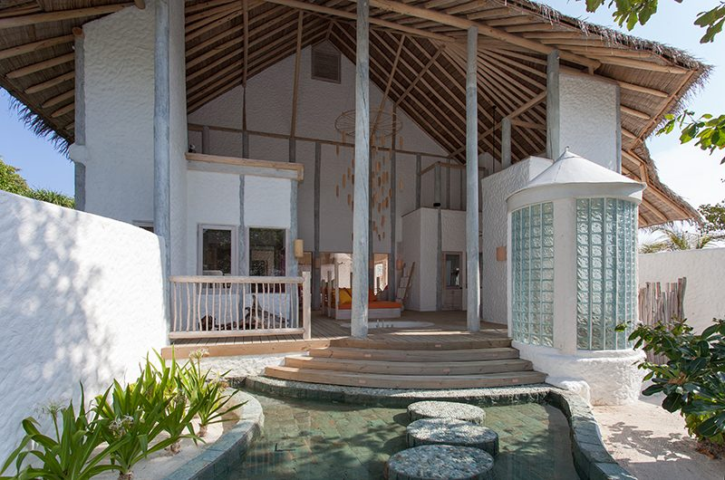 Soneva Fushi Villa One Pathway | Baa Atoll, Maldives