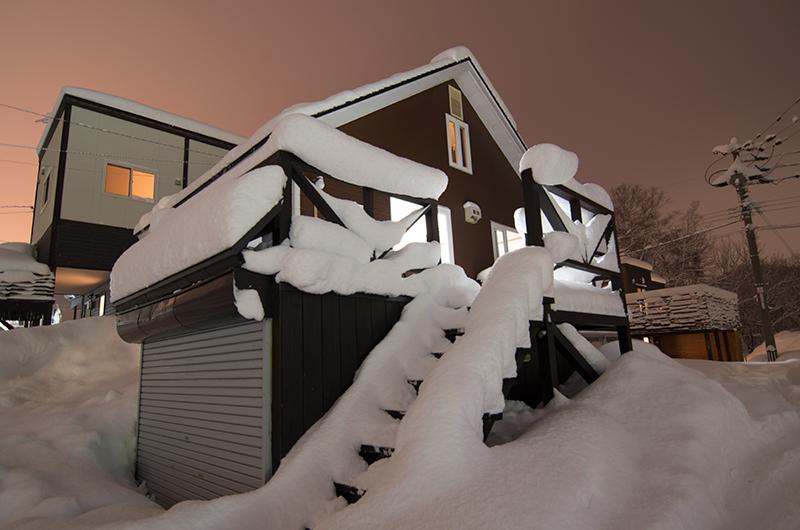 Kuma Cabin Building | Hirafu, Niseko