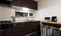 Kuma Cabin Kitchen | Hirafu, Niseko