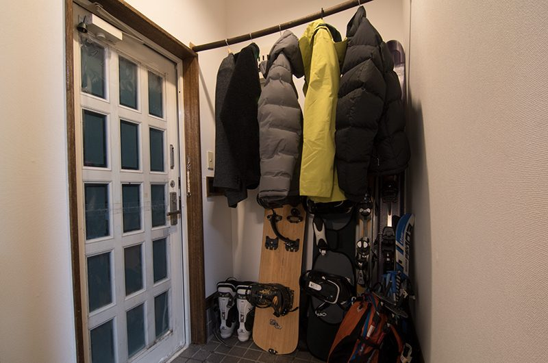Kuma Cabin Ski Equipment Area | Hirafu, Niseko