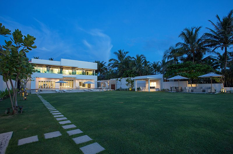 Villa Summer Estate Night View | Natai, Phang Nga