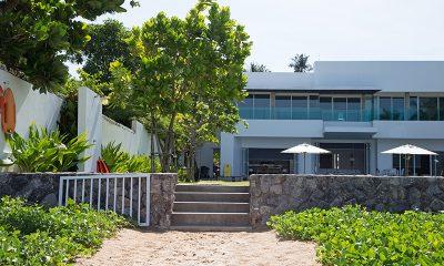 Villa Summer Estate Beach Entrance | Natai, Phang Nga