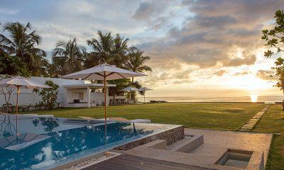 Villa Summer Estate Pool and Garden Area | Natai, Phang Nga