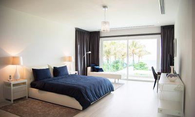 Villa Summer Estate Bedroom with Study Table | Natai, Phang Nga