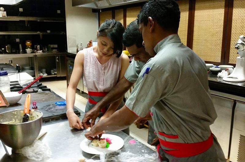 Sri Lanka Ani Villas Cooking Class