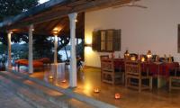Kimbulagala Watte Villa Open Plan Dining Area   Koggala, Sri Lanka