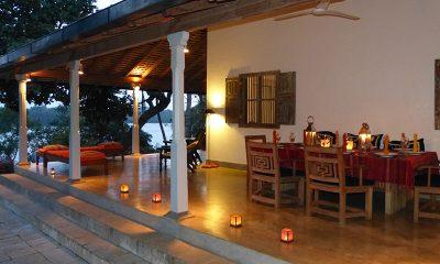 Kimbulagala Watte Villa Open Plan Dining Area | Koggala, Sri Lanka