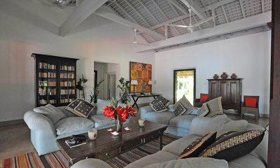 Kimbulagala Watte Villa Living Room | Koggala, Sri Lanka