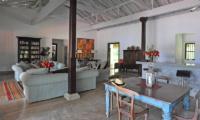 Kimbulagala Watte Villa Living Area   Koggala, Sri Lanka