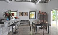 Kimbulagala Watte Villa Dining Table   Koggala, Sri Lanka