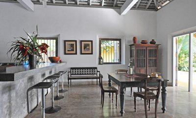 Kimbulagala Watte Villa Dining Table | Koggala, Sri Lanka
