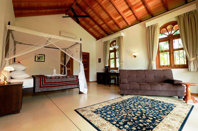 Koggala House Bedroom   Koggala, Sri Lanka